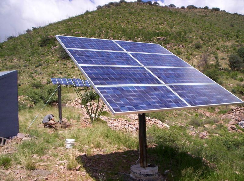 Solar Energy 101 Part Ii Types Of Solar Pv Mounts Go Green Solar Mount System Solar Pv