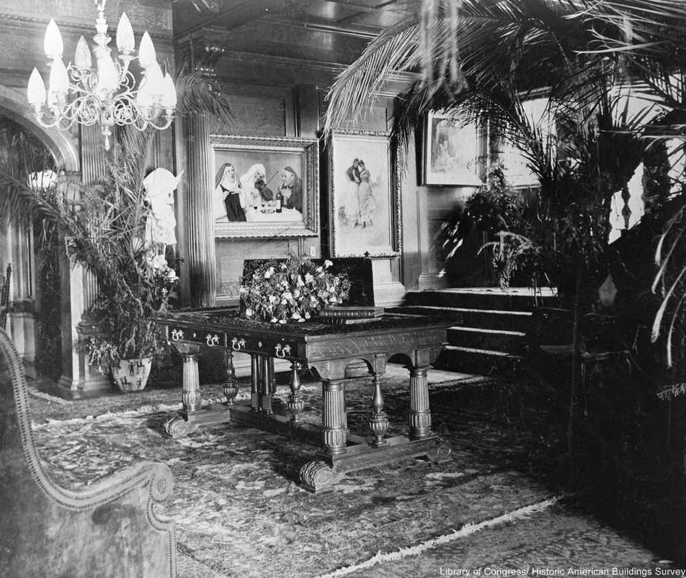 Haunted Places In Whittier California: The Whittier Mansion In 1900, San Fransisco, CA. V