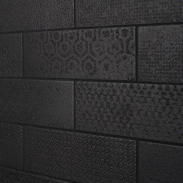 Tessuto Carbone 4x12 Porcelain Matte Tile Subway Tile Matte Tile Subway Tile Colors