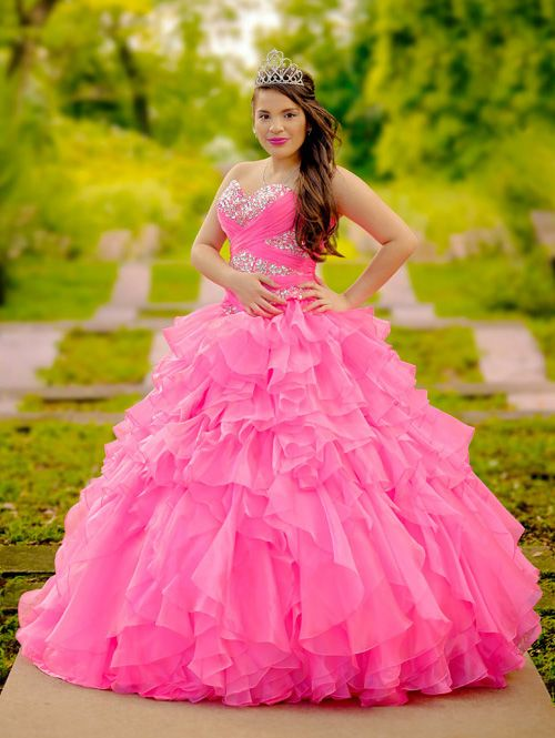 Lunabela Photography Houston Quinceañera Photographer