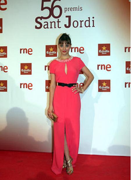 Michelle Jenner - Premio Sant Jordi 2012-09