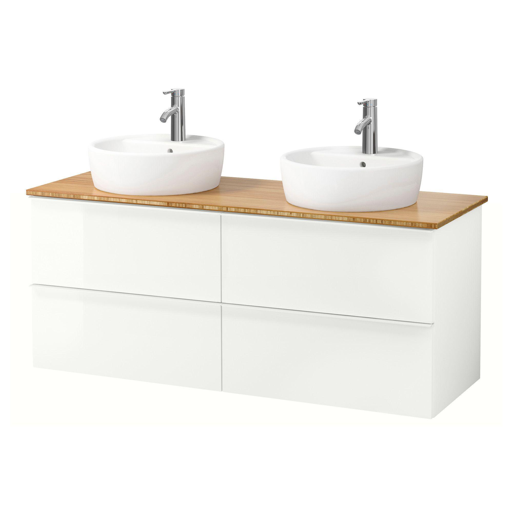 Us Furniture And Home Furnishings White Vanity Bathroom Ikea