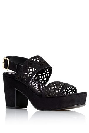 02a7021fefd Black Geisha Platform Shoes... Perfect with your favorite black dress or  skirt.