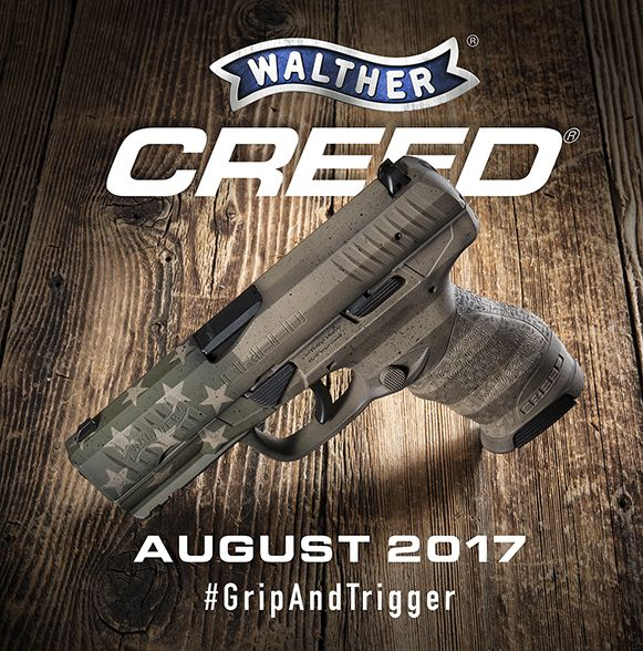 Walther Custom CREED GIVEAWAY! Year of the Creed - August