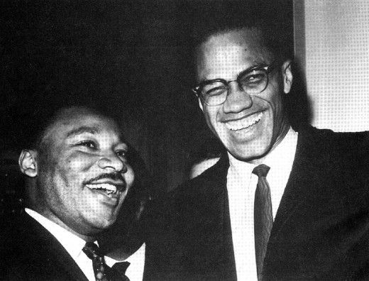 malcolm x and martin luther king jr relationship test