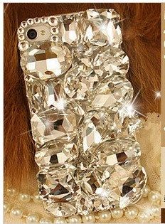 iphone case Glitter Bling crystal Shining Case by newiphone5case, $33.99.... Love. Love. Love.
