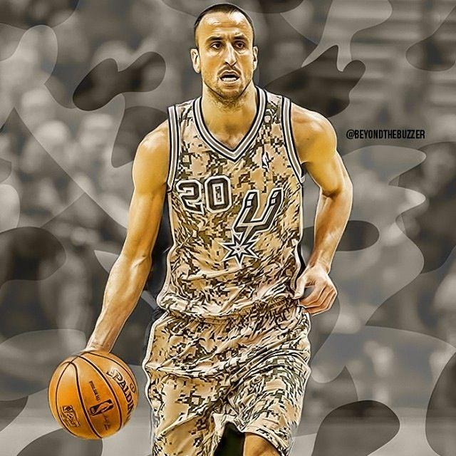 pretty nice 4aa60 e2770 San Antonio Spurs - Camo   BB   Deportes y Los mejores jugadores