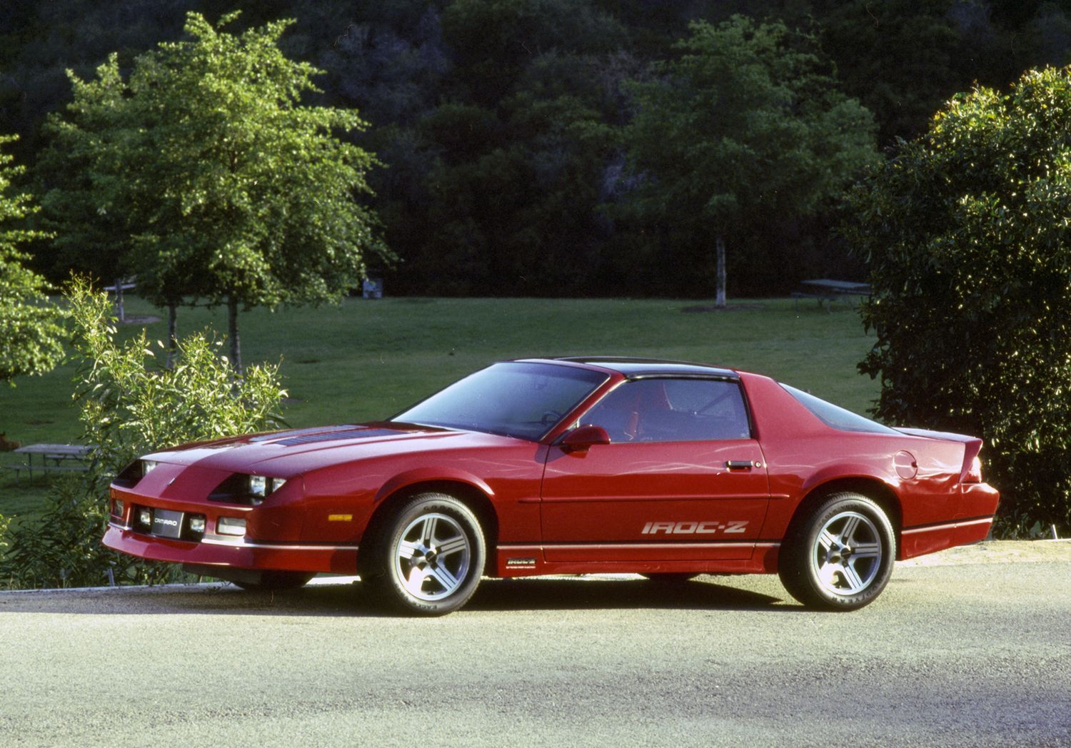 Late 1980 s chevrolet camaro iroc z american muscle pinterest chevrolet camaro
