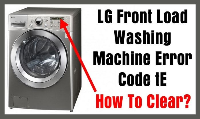 Pin On Laundry Appliances Repairs