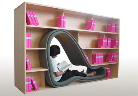 Library Designs For Small Spaces Solution
