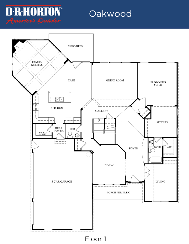 Amazing Floor Plan In D R Horton S Catalina Community In The Nashville Tennessee Area Love That The Mother I House Under Construction Horton Homes Tennessee