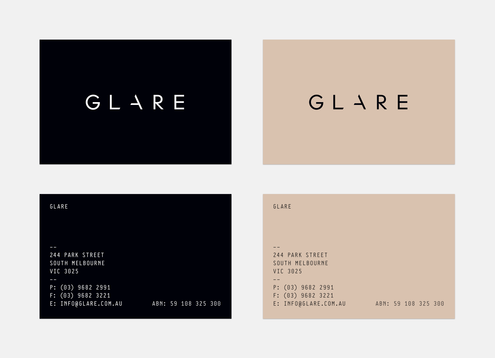 Design and branding for Melbourne luxury sunglasses retailer by ...