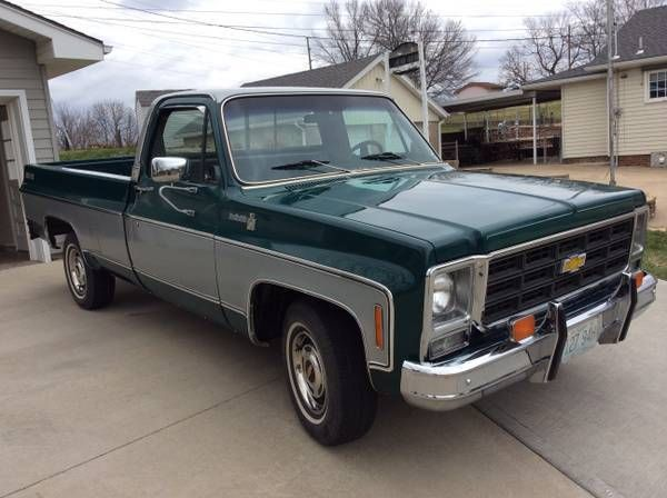1979 Chevrolet Scottsdale Big 10 | Chevrolet, Chevrolet ...