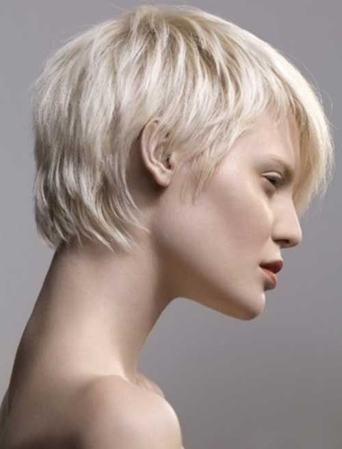 15 Cute Short Layered Haircuts #shortlayeredhaircuts