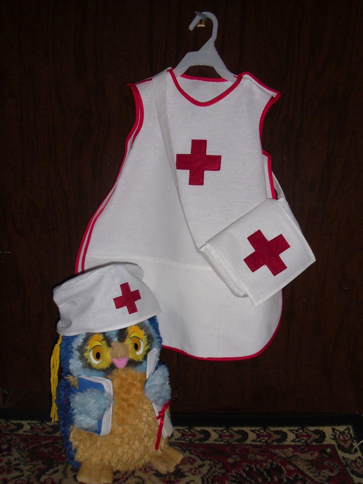 Выкройка костюма врача своими руками