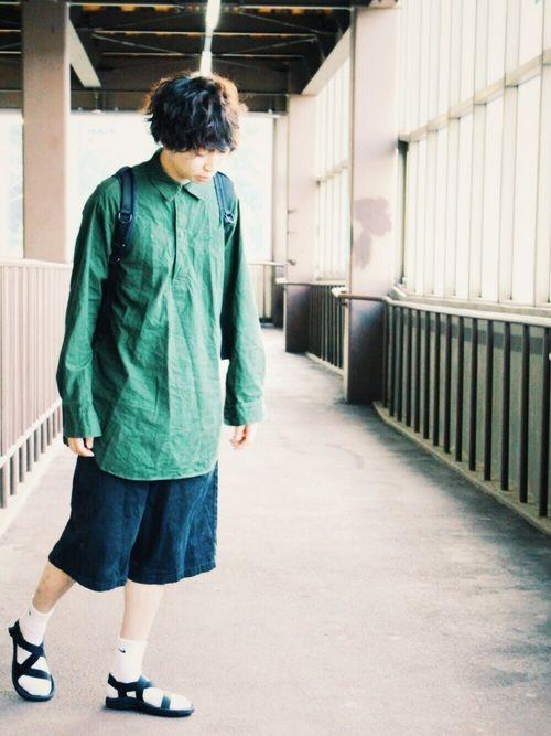 4a9e9d76d52223 白 NIKEのソックス/靴下を使ったコーディネート   メンズファッション ...