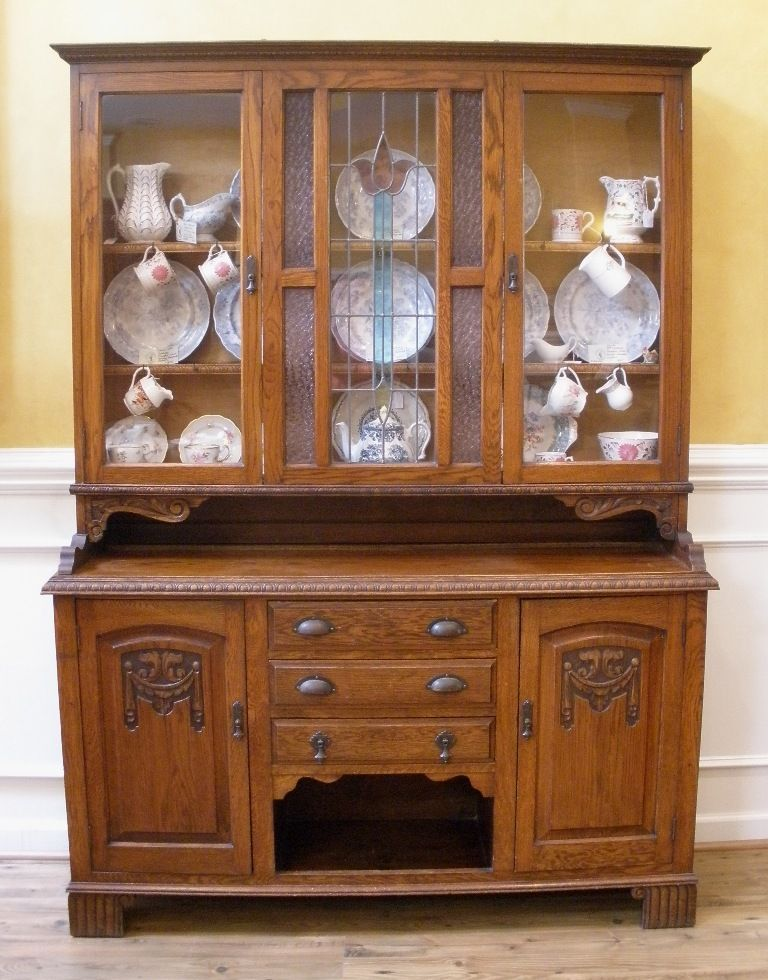 Antique oak china cabinet, imported from England and dating back to the  very early 1900's. This is a fabulous rustic piece of English country |  Pinterest ... - Antique Oak China Cabinet, Imported From England And Dating Back To