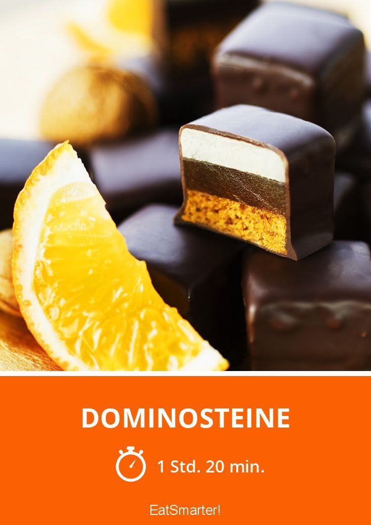 Photo of Dominosteine