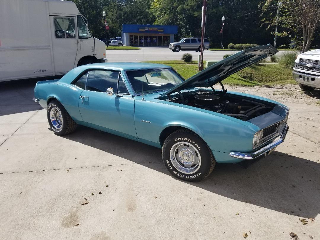 older repaint 1967 Chevrolet Camaro | Camaros for sale | Pinterest ...