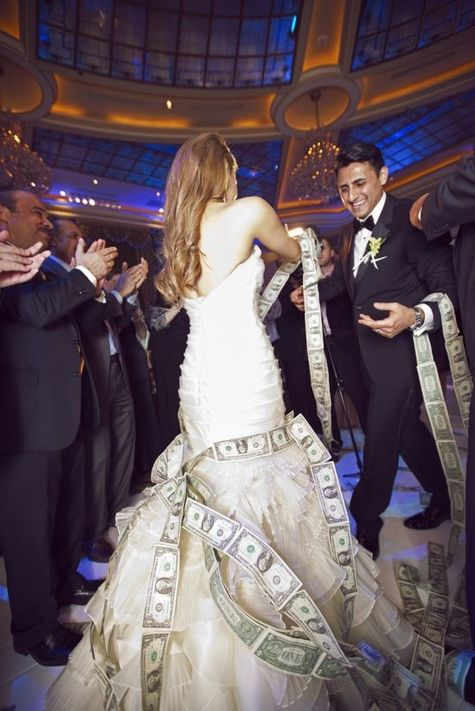 Catholic Wedding Traditional Money Dance
