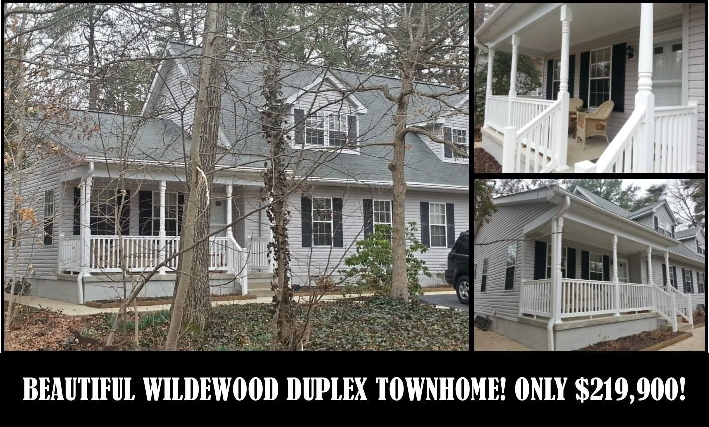 Home For Sale In Wildewood Md Only 219900 Home For Sale In