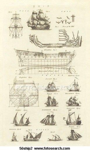 Antique Scientific Illustration (copper engraving) of