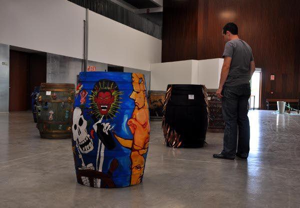 62 Ideas De Exposiciones Exposiciones Portal Virtual Pintura Industrial
