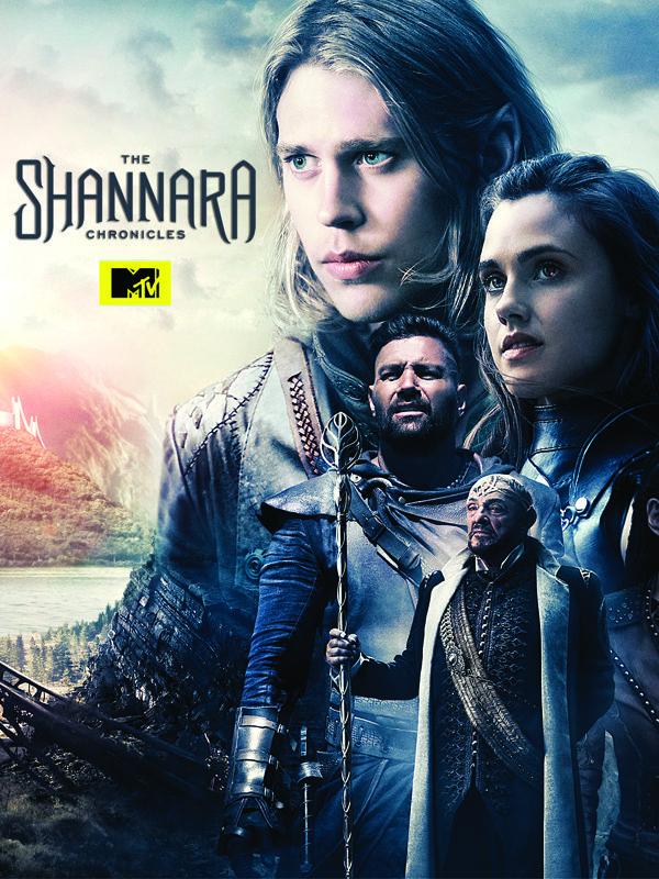 les chroniques de shannara saison 2 vf