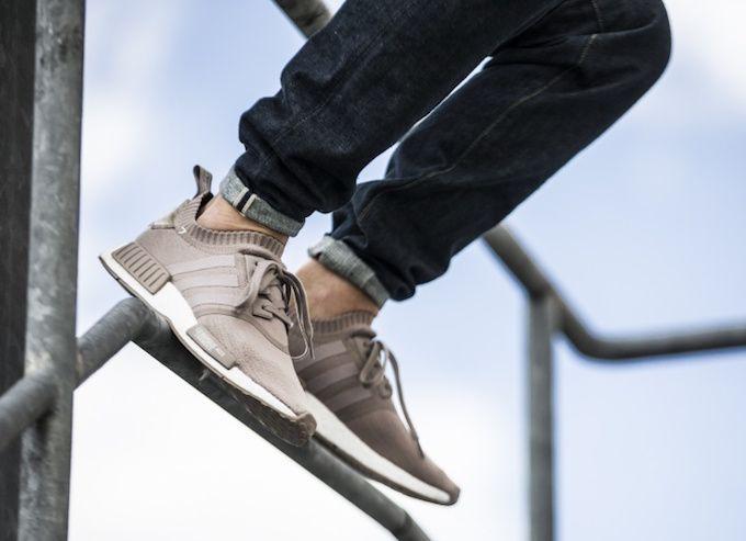 "adidas NMD R1 Primeknit ""French Beige"" Debuts Next Week http://SneakersCartel.com #sneakers #shoes #kicks #jordan #lebron #nba #nike #adidas #reebok #airjordan #sneakerhead #fashion #sneakerscartel"