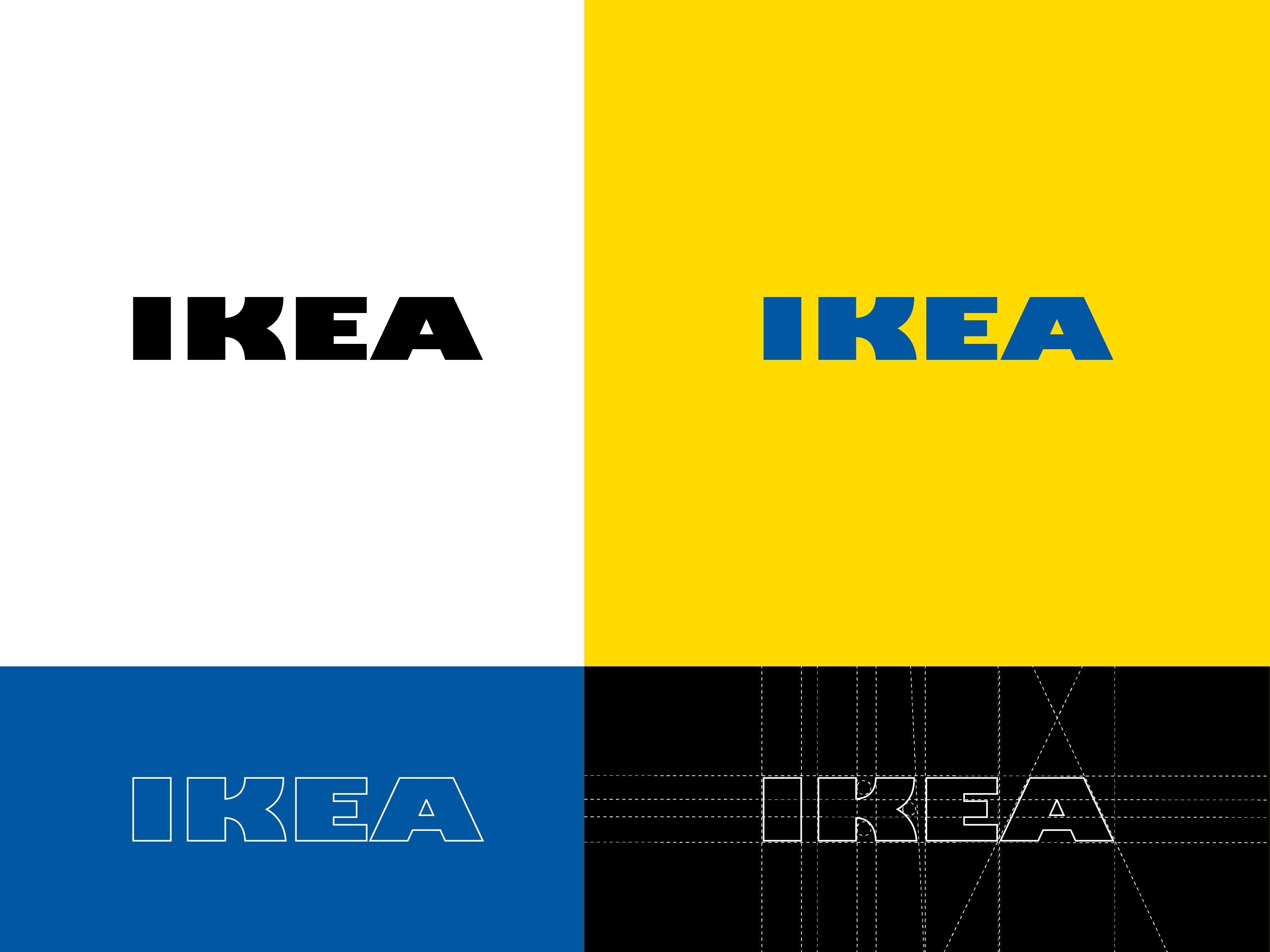 Ikea Logo Refresh Ikea Logo Ikea Refreshing