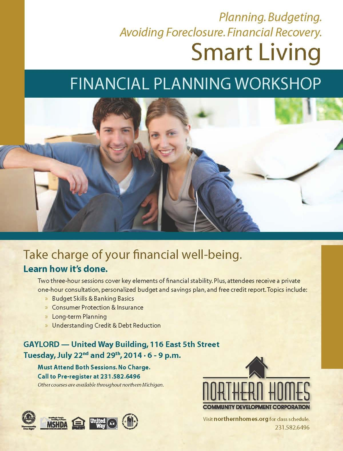 Pin On Smart Living Financial Planning Workshops