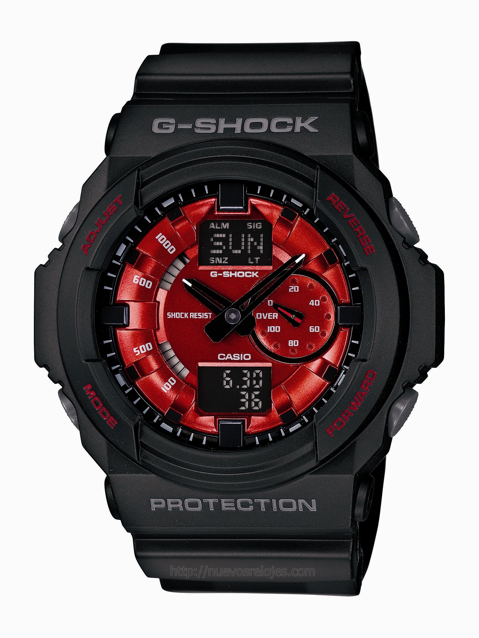 4b46dcca8eb NEW Casio G-Shock GA-150MF-1AER en Cardell