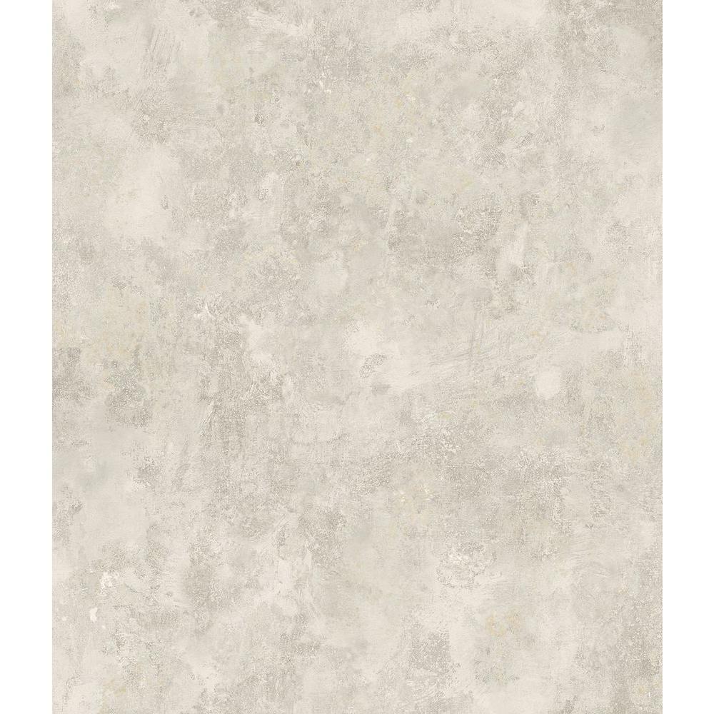 Chesapeake Ford Light Grey Danby Marble Wallpaper Sample