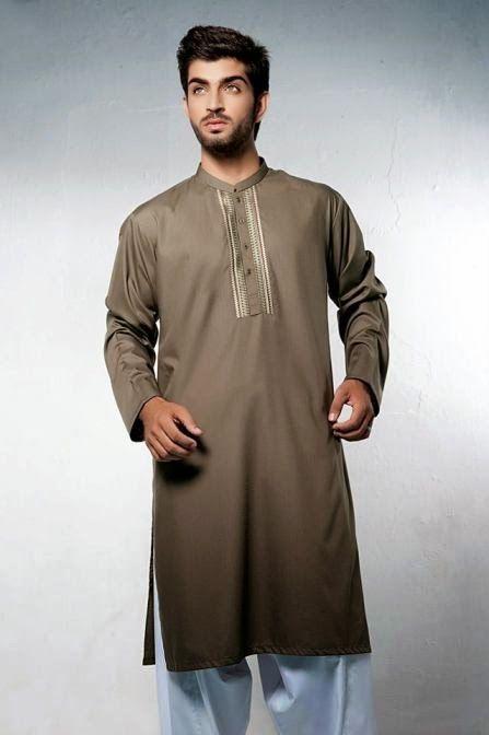 Bonanza Men Kurta Shalwar For Eid 2014   Latest Summer Wear Kurta And Shalwar For Boys