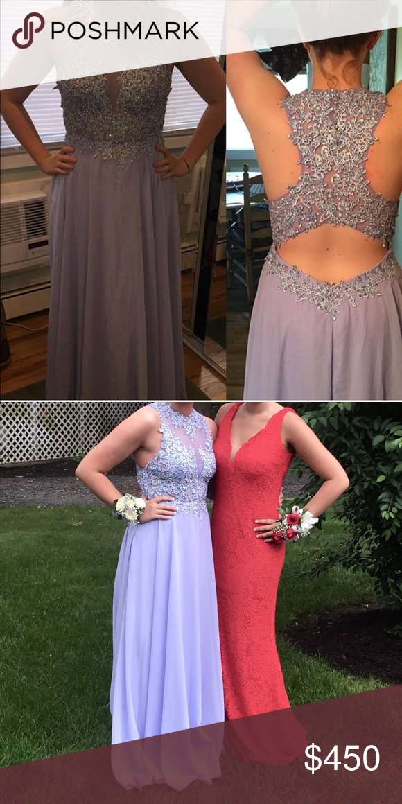 3166fa01a32 PROM DRESS Selling my gorgeous prom dress!! the color itself makes you pop  out