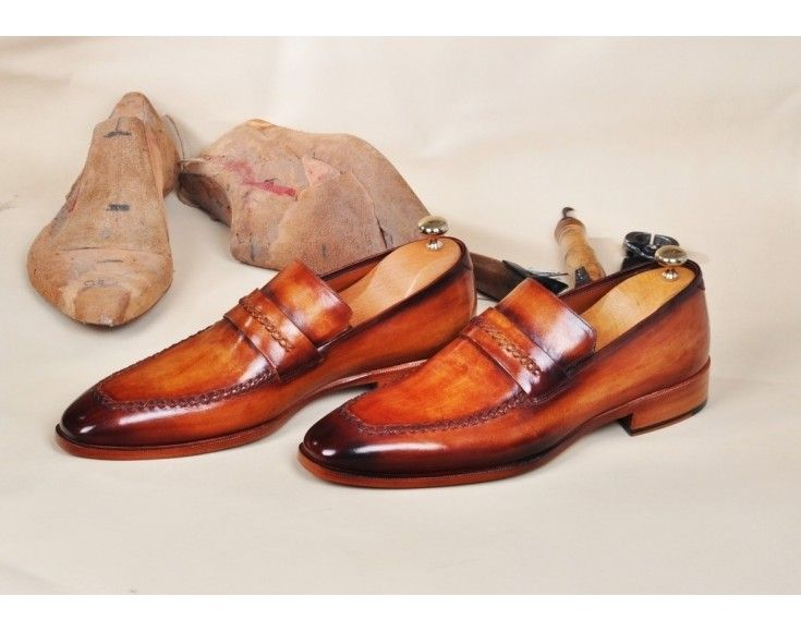 Buy Handmade Luxury Italian Leather Mens Shoes & Penny Loafers