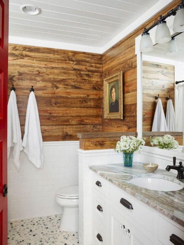 Lake House Kitchen Decor, Lake Cabin Bathroom Decor