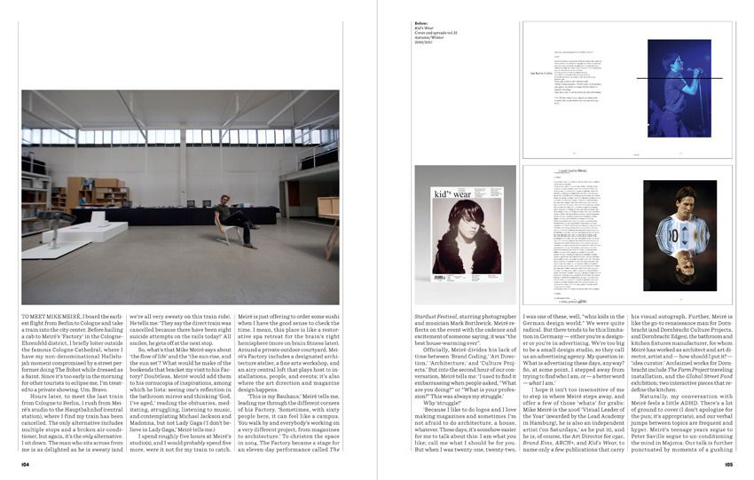 Elephant Magazine, Issue 5 - Matt Willey