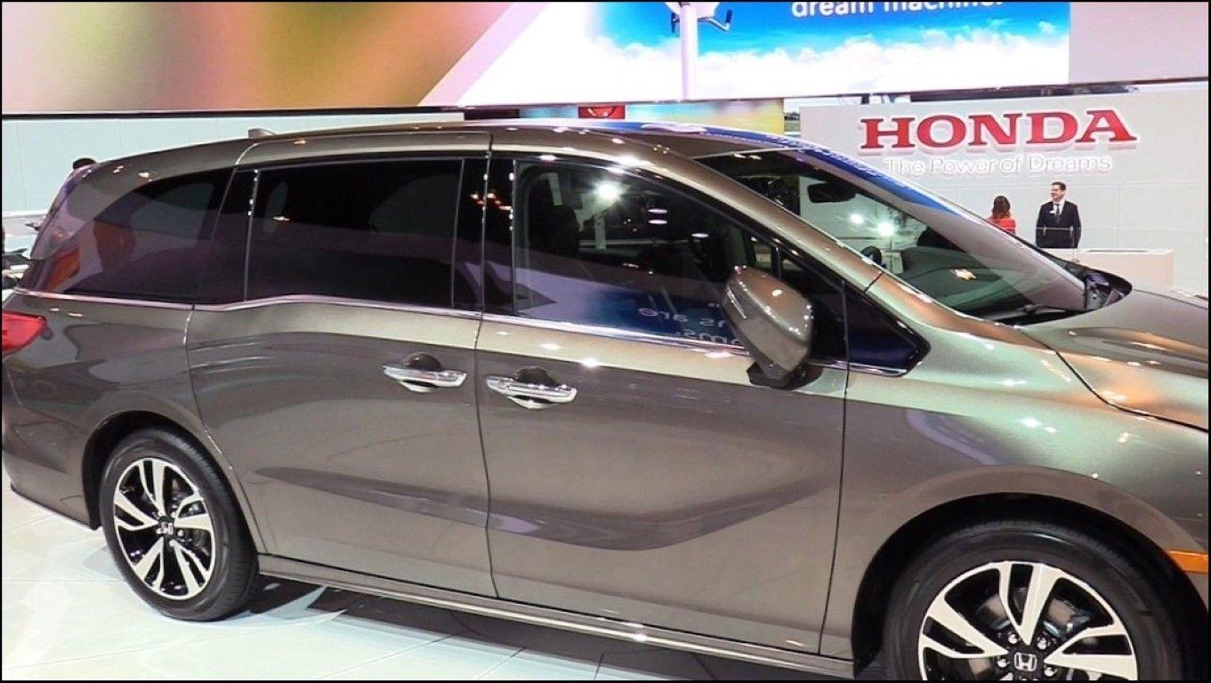 2019 Honda Odyssey Review And Release Date >> 2019 Honda Odyssey Touring Elite Review Specs And Release Date