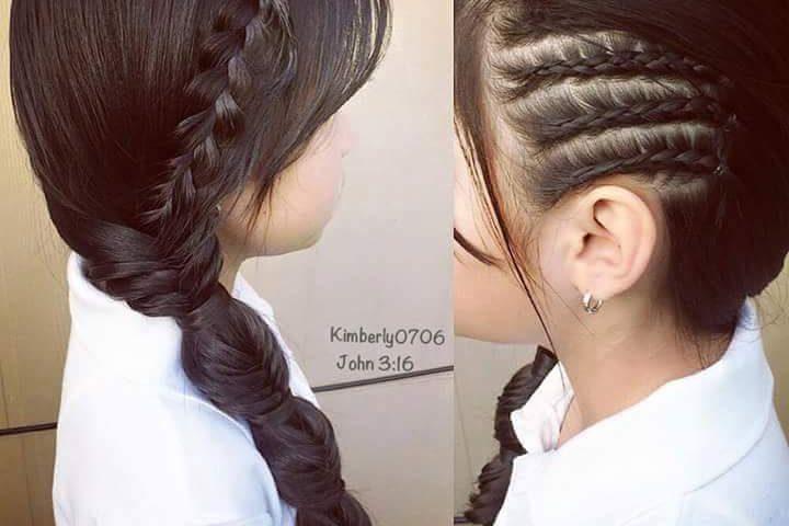 تسريحات شعر بسيطه بالصور تسريحات جميله سيدات مصر Hair Styles Photo Ideas Girl Beauty