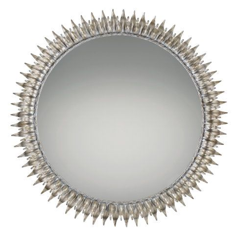 cdad46dce1a DECORATIVE ROUND MIRROR WITH SPIKY :: MIRRORS :: ACCESSORIES ...