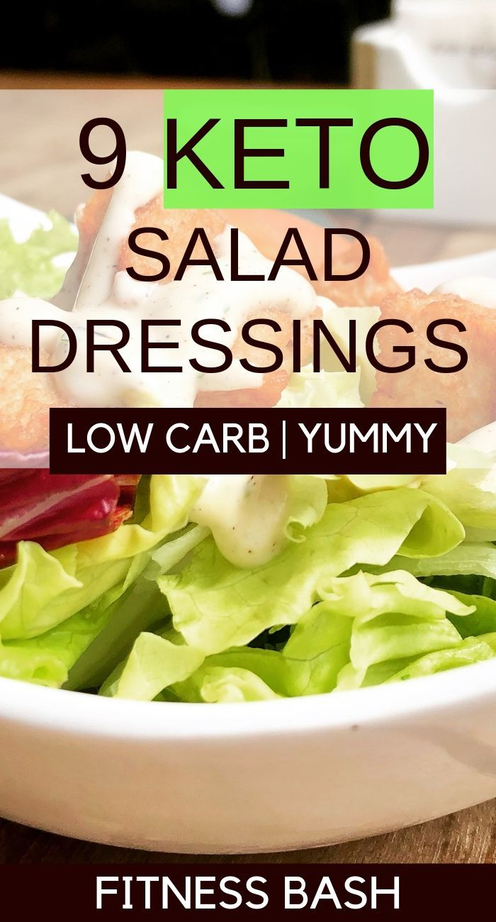 Keto-Salat-Dressing-Rezepte   – Keto Salad | Keto Salad Dressing