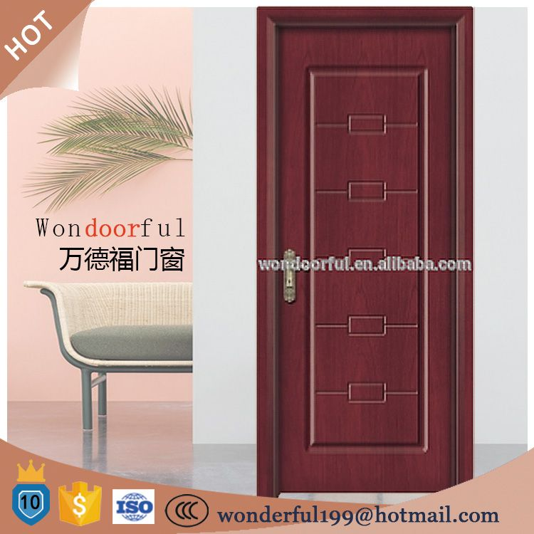 Fancy Interior Wood Door Designs With Handles In Sri Lanka