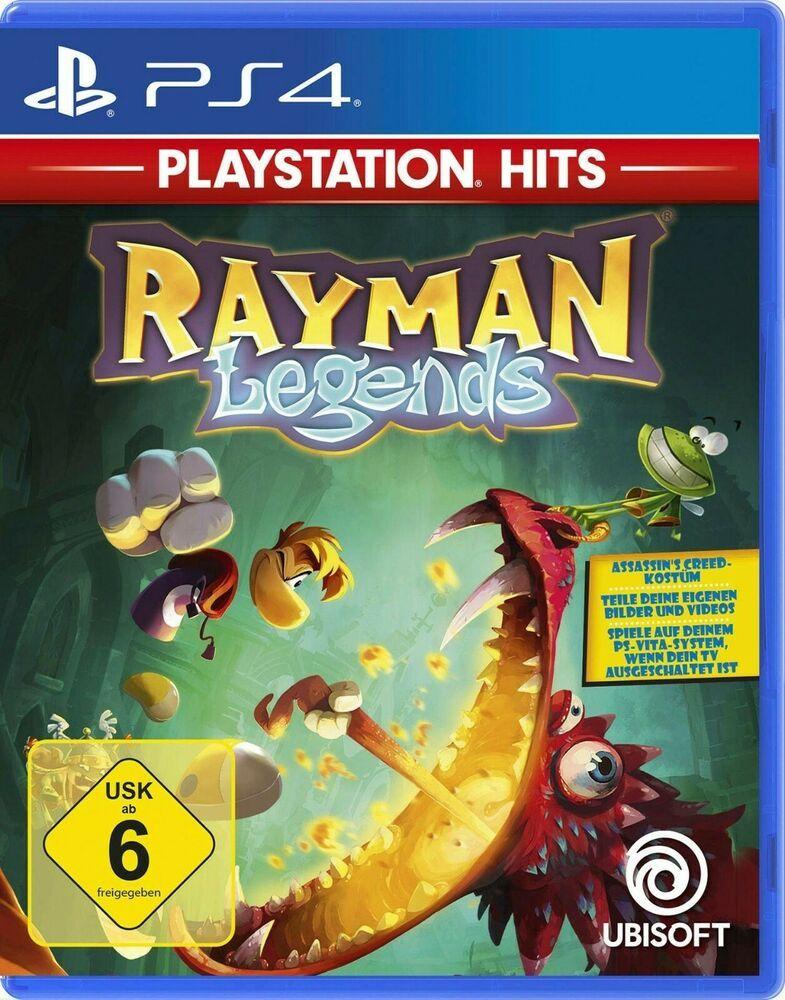 Rayman Legends Software Pyramide Jump 039 N 039 Run Ubisoft Offline Ab 6 Playstation 4 Ps4 Spiele Playstation Spiel Des Jahres