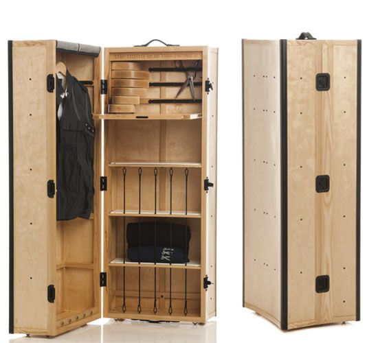 Okay Instead Of A Costume Closet How About Shelving Units Made Into Trunks On Wheels Easy To Store And Port Steamer Trunk Woodworking Project Design Design