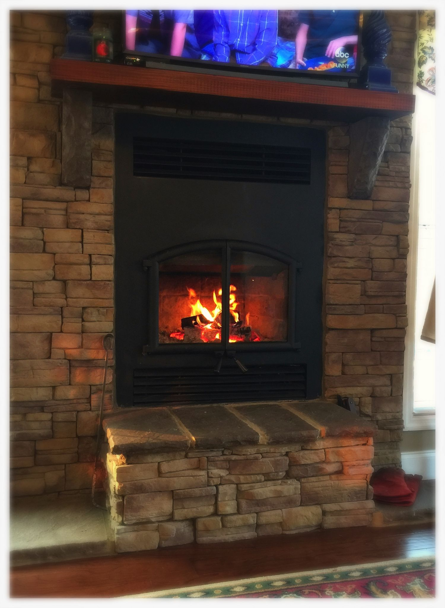 Rsf Opel 2 Epa Certified Wood Burning Fireplace Old Fort Tn