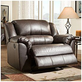 View Simmons Cordova Espresso Cuddler Recliner Deals At Big Lots