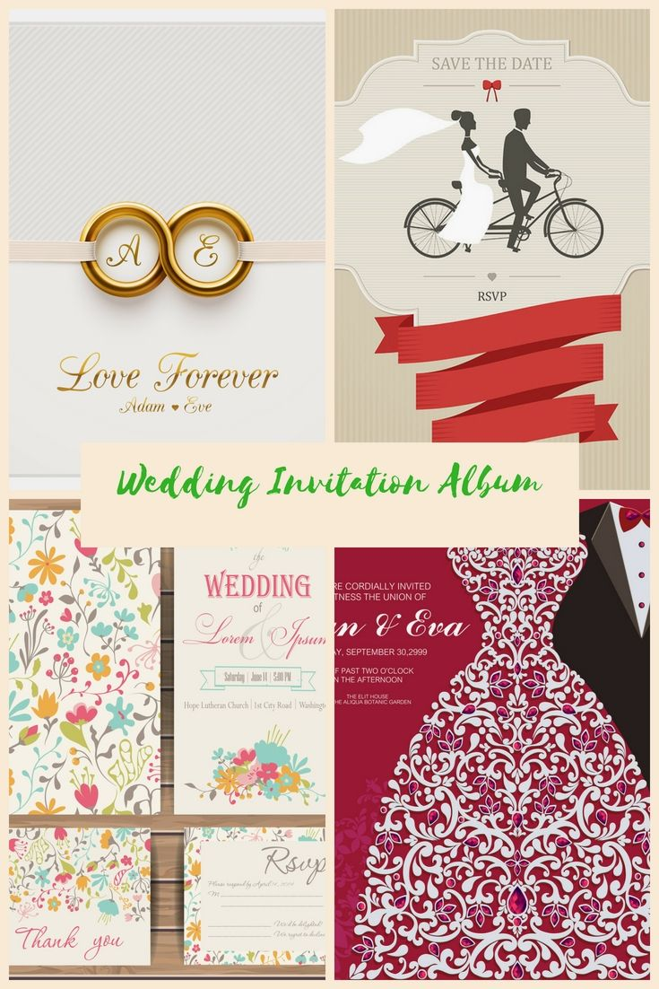 19 Full Personalised, Classy And Also Low-Cost Wedding Invitation ...