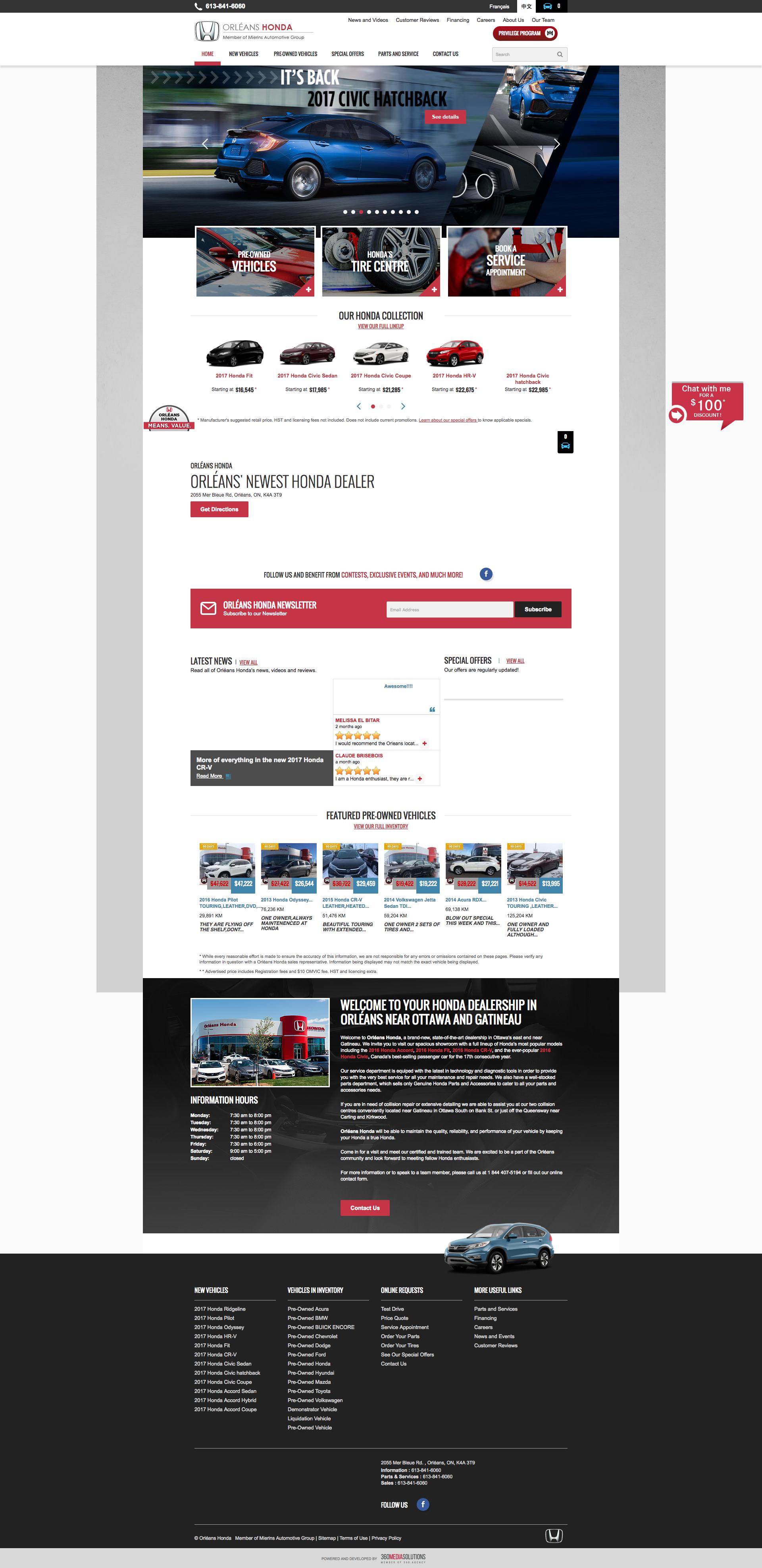 Best Web Design For Car Dealers Get Inspired Today Webdesign Design Graphicdesign Car Websites Agency 360a Best Web Design Honda Dealership Web Design