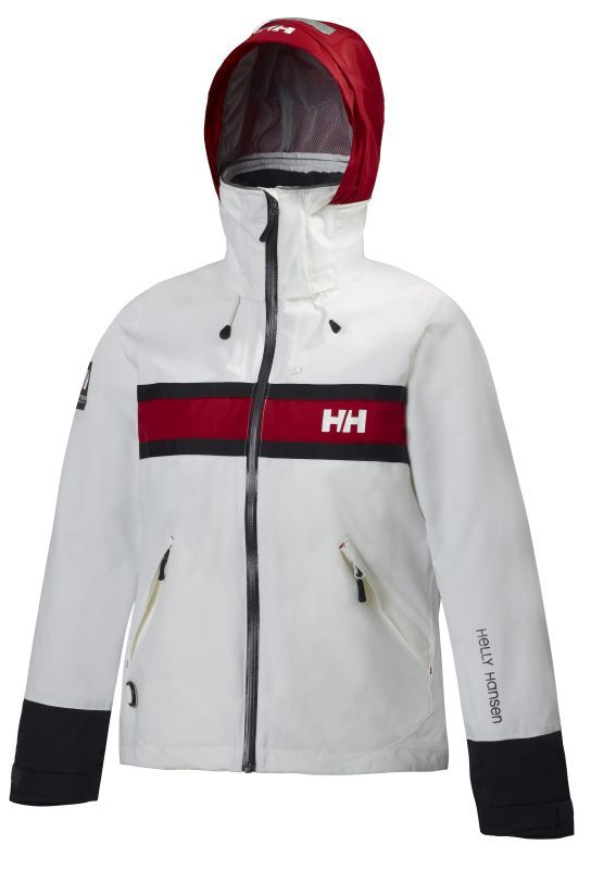 d1d65598 W SALT JACKET - Nautically inspired for cruising, sailing, or on shore  activities.